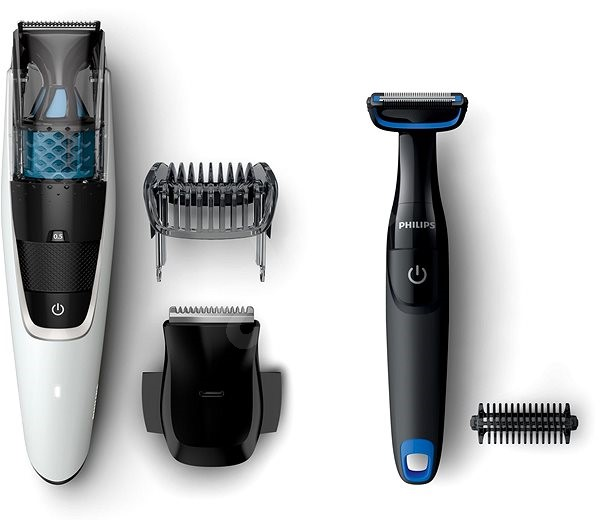 Philips Series 7000 BT7204 + BG1024 - Trimmer