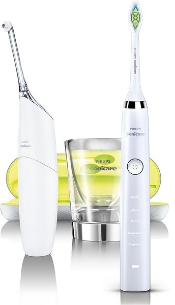 Philips Sonicare DiamondClean + AirFloss Ultra, HX849101
