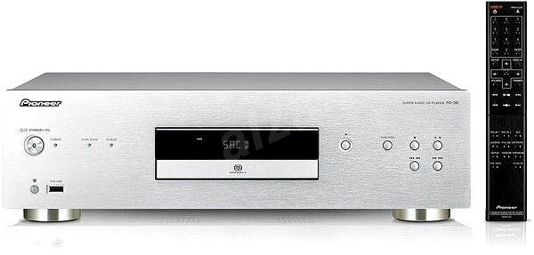 Pioneer PD-50-S Silver - CD Player