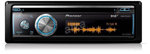 Pioneer DEH-X8700DAB - Car Stereo Receiver