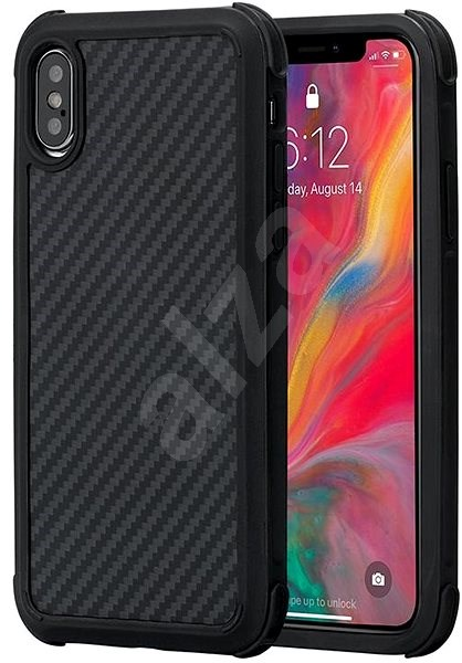 detailed look ce19e 65d2d Pitaka MagCase Pro Black/Grey iPhone XS/X
