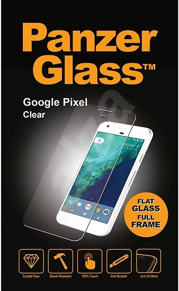 PanzerGlass for Google Pixel - Glass protector