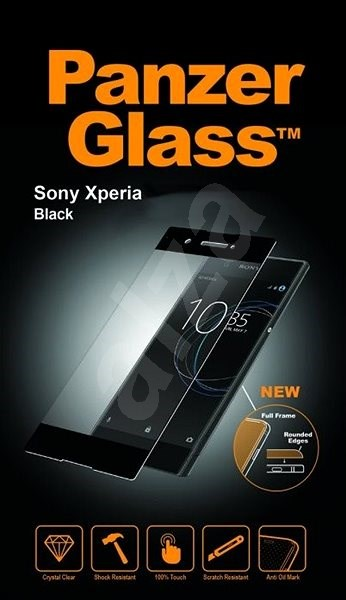 PanzerGlass Edge-to-Edge for Xperia XA2 Ultra Clear - Glass protector