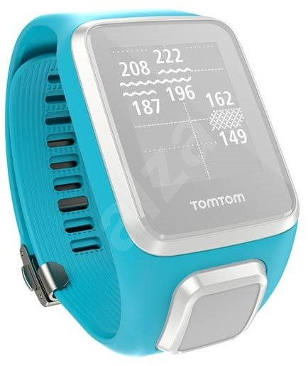 TomTom to GPS Watch (L) Light Blue - Watch band | Alza co uk