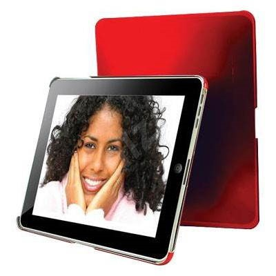 Glossy PC Sleeve Red - Tablet Case