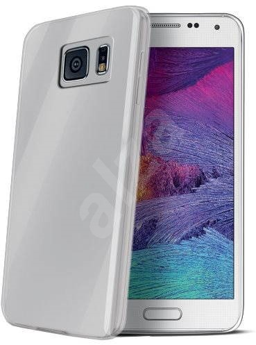 CELLY GELSKIN490 for Samsung Galaxy S6, transparent - Mobile Case