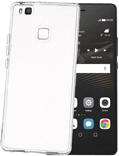 CELLY GELSKIN564 Clear - Mobile Case