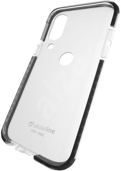 Cellularline Tetra Force Shock-Twist for Huawei P20 Lite transparent - Silicone Case