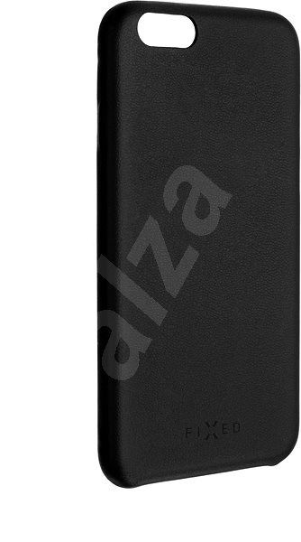 FIXED Tale for Huawei P Smart Black - Mobile Case