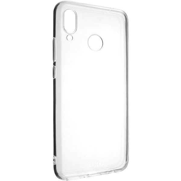 FIXED Skin for Huawei Nova 3 Clear - Mobile Case