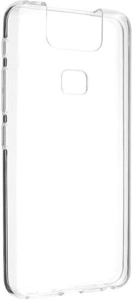 FIXED Skin for Asus ZenFone 6 (ZS630KL), 0.6 mm, clear - Case