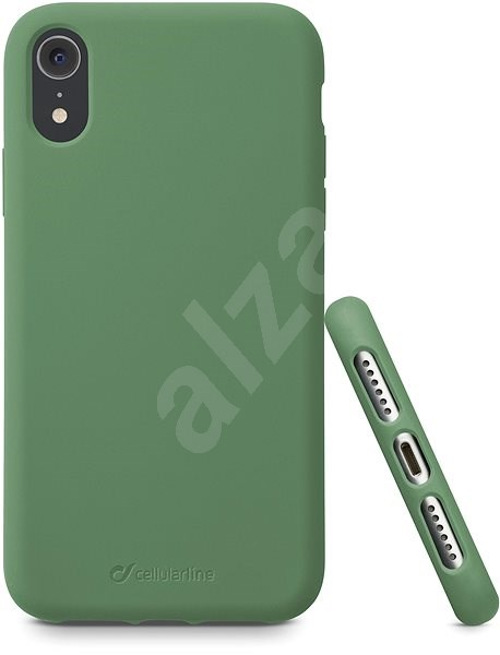 CellularLine SENSATION for Apple iPhone XR Green - Mobile Case