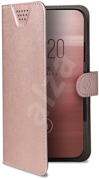 """CELLY Wally One, size XXXL for 5.5"""" - 6.0"""" Pink - Mobile Phone Case"""