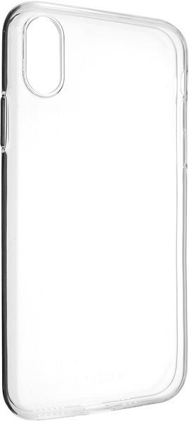 FIXED Skin for Apple iPhone XS Clear - Mobile Case