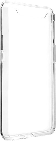 FIXED Skin for Samsung Galaxy A80 clear - Mobile Case