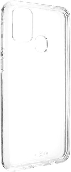 FIXED Skin for Samsung Galaxy M31, 0.6mm, Clear - Mobile Case