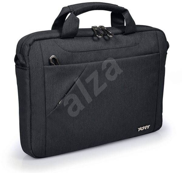 "PORT DESIGNS Sydney Toploading 15.6"" - Black - Laptop Bag"