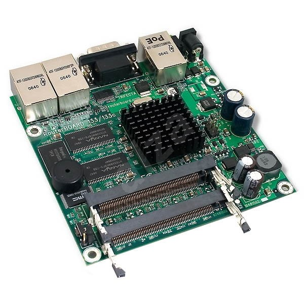 Mikrotik RB133 - Routerboard