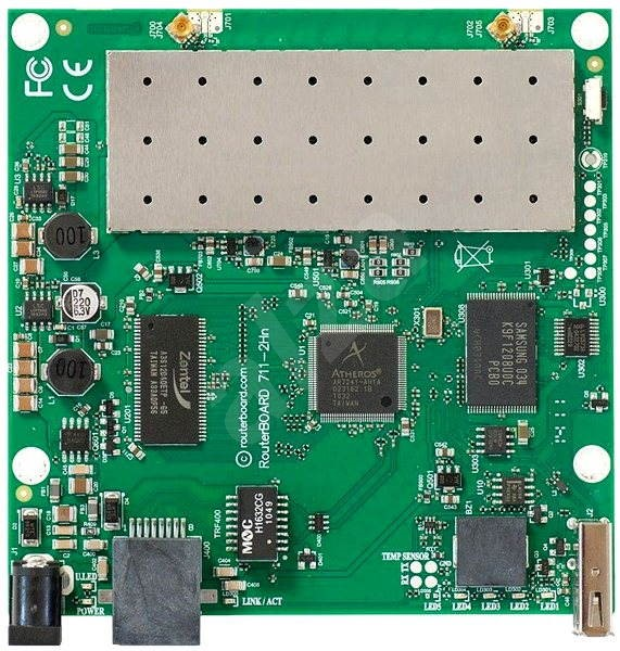 Mikrotik RB711UA-2HND - Routerboard