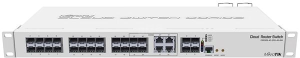 MIKROTIK CRS328-4C-20S-4S+RM - Routerboard