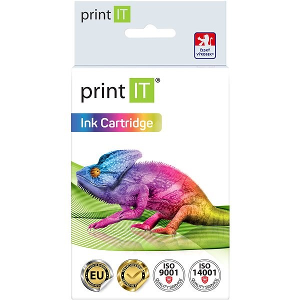 PRINT IT CLI-526Y Yellow for Canon Printers - Alternative Ink
