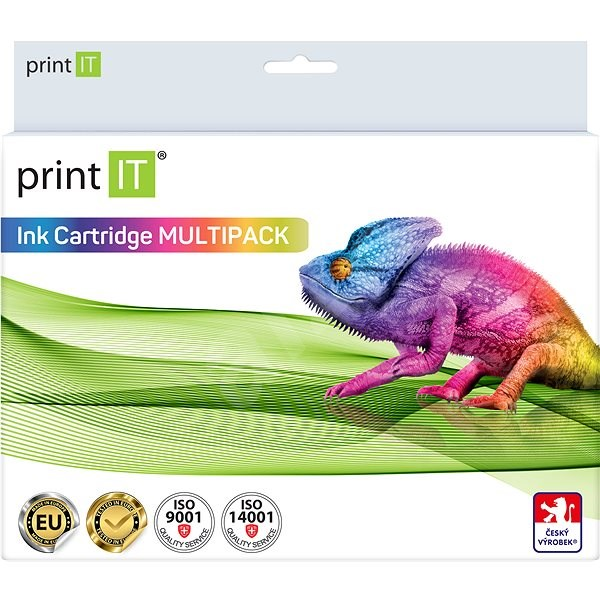 PRINT IT Multipack no. 364XL 3xBk/C/M/Y for HP Printers - Alternative Ink
