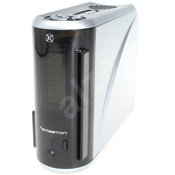 EMGETON GURU2 1,5TB - HDD/DVD Media Player