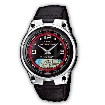 Casio COMBINATION AW 82B-1A - Men's Watch