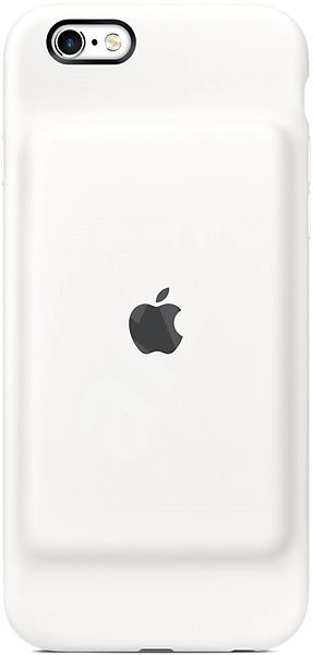 Apple iPhone 6s Smart Battery Case White - Charger Case