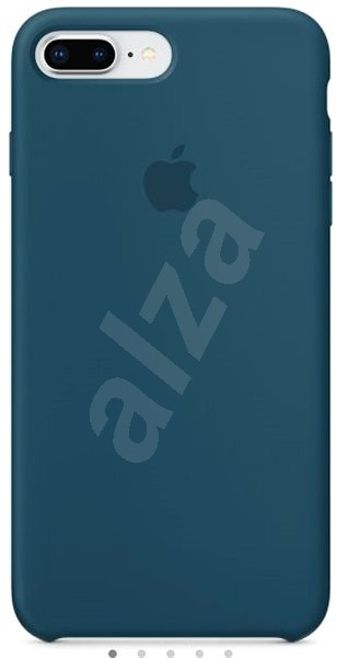 sports shoes d0f71 50a67 iPhone 8 Plus/7 Plus Silicone Case Cosmos Blue - Protective Case ...