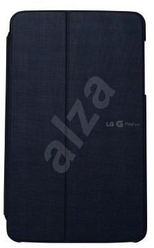 LG flipové case QuickPad CCF-310 Black for LG G Pad (V500)  - Tablet Case