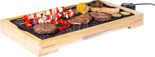 ROHNSON R-2520 - Electric Grill