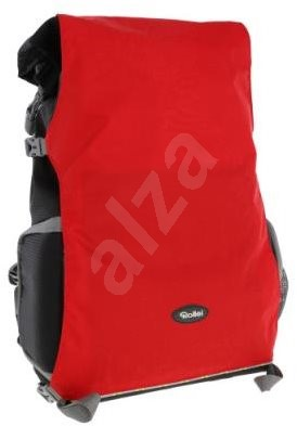 3374a442deb7 Rollei Canyon L - 35L Black/Red - Camera backpack | Alza.co.uk
