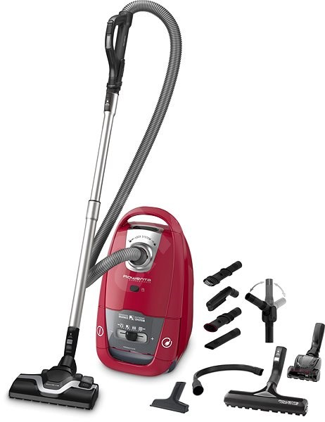 Rowenta RO7783EA Silence Force Home & Car Pro - Bagged vacuum cleaner