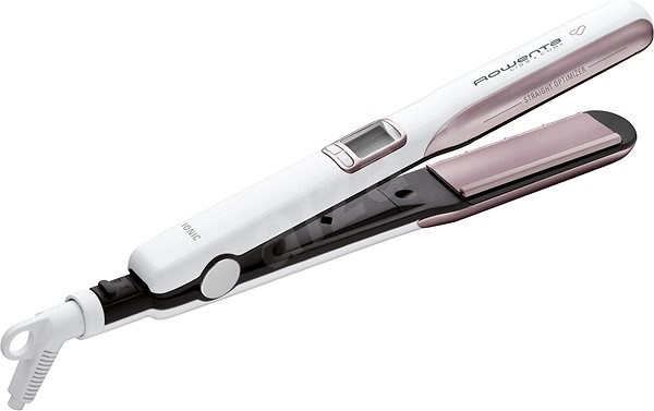 Rowenta SF7660F0 Liss & Curl with Straight Optimiser - Hair Straightener