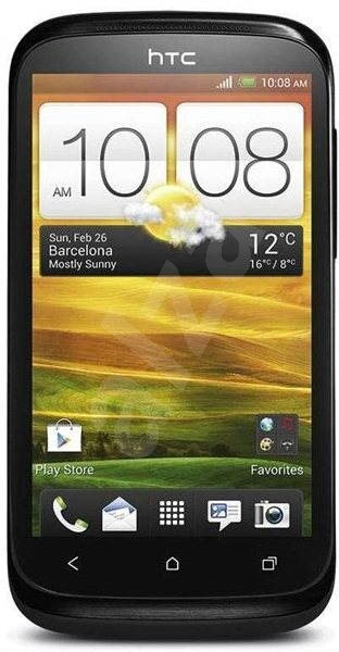 HTC Desire X Black - Mobile Phone