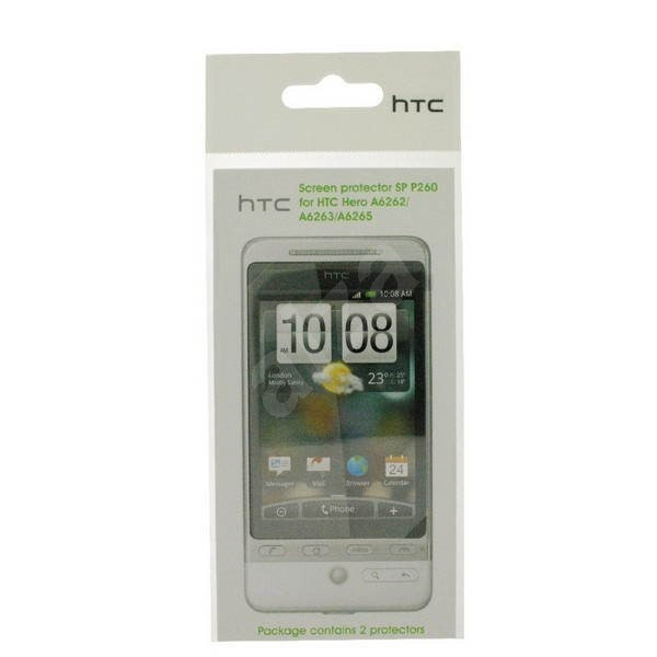 HTC SP P260  - Screen protector
