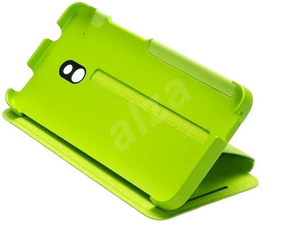 HTC HC V851 Flip Double Dip Green  - Protective Case