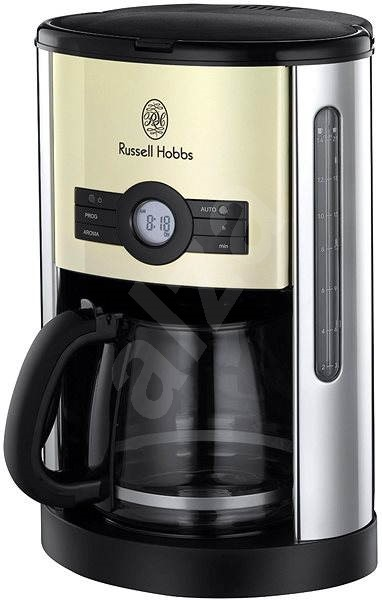 Russell Hobbs Cottage Cream Coffee Maker 18498 56