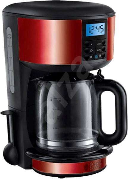 571fce0a6880ad Russell Hobbs Legacy Metallic Red Coffee Maker 20682-56 - Pipette ...