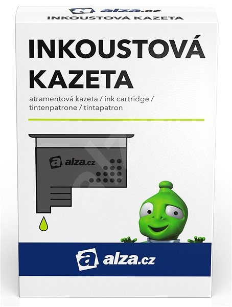 Alza for Epson T1304 yellow - Alternative Ink