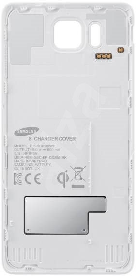 Samsung EP-white CG850I  - Rear Cover