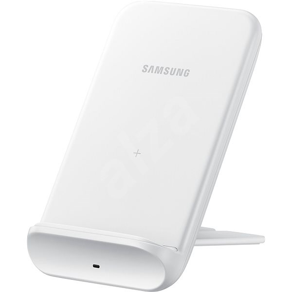 Samsung Adjustable Wireless Charger, White - Wireless Charger