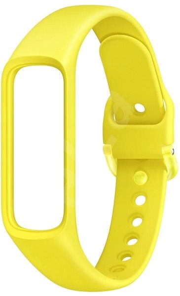 Samsung Strap for Galaxy Fit e Yellow - Watch band