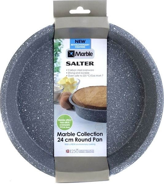 Salter Oval form for baking Marble Collection BW02777G - Mould