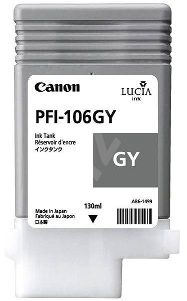 Canon PFI-106GY grey - Cartridge
