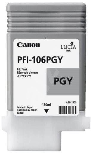 Canon PFI-106PGY photo gray - Cartridge