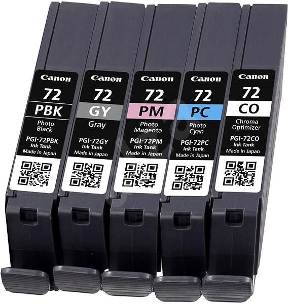 Canon PGI-72 PBK / GY / PM / PC / CO Multipack - Cartridge