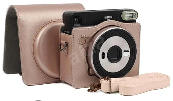 Lea Square SQ6 Gold - Camera Case
