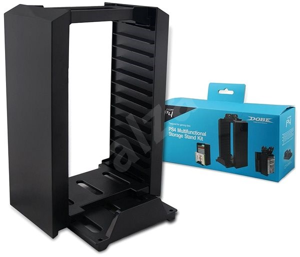 Long PS4 Disc Storage Kit - Stand